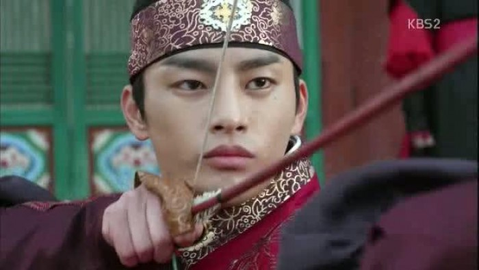 The King's Face E05